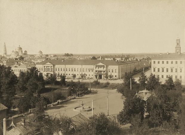 Парк передан спортивному обществу «Динамо».