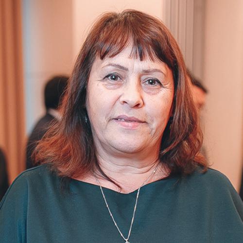 Khamida Badrutdinova