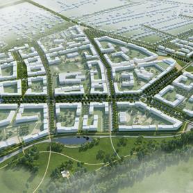 Закрытый конкурс на разработку концепции жилого района