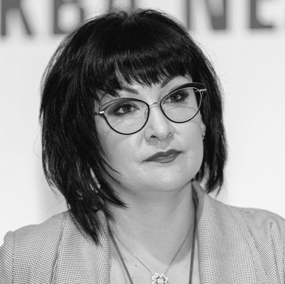 Наталья Тюкавкина