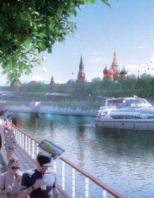 Концепция развития территорий Москвы-реки