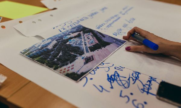 Семинар по соучаствующему проектированию парка в Набережных Челнах