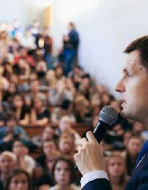Лекция главного архитектора Москвы Сергея Кузнецова