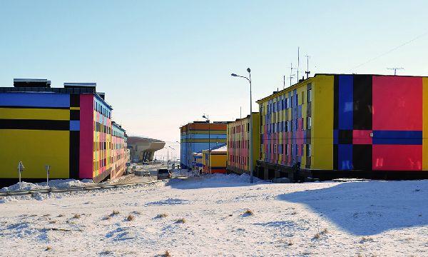 Комплексное исследование по созданию концепции инновационного общественного пространства в г. Анадыре Чукотского автономного округа