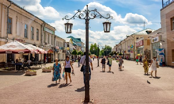 Strategic Session for the Urban Development of Kaluga