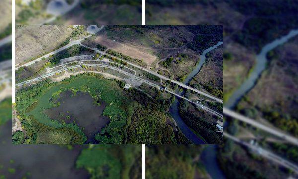 Открытый международный конкурс на мастер-план территории долины реки Степной Зай в Альметьевске