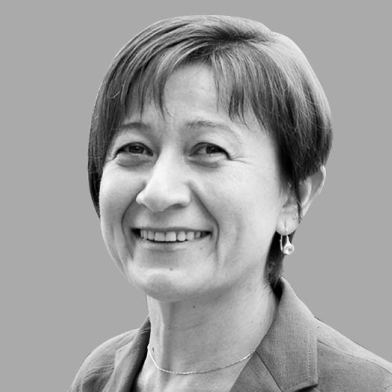 Анна Береговских