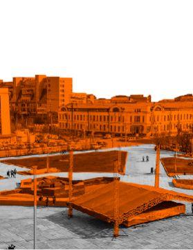 Открытый всероссийский конкурс на создание концепции площади имени В.И.Ленина в г. Якутске