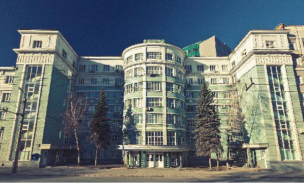 Социокультурный анализ центральной части г. Челябинска