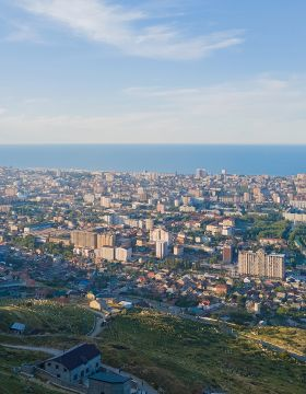 Analytical study «Comprehensive assessment of the Makhachkala agglomeration development potential »