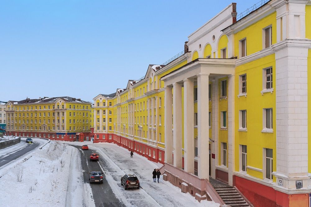 Открытый международный конкурс на создание архитектурно-планировочной концепции реновации города Норильска до 2035 года