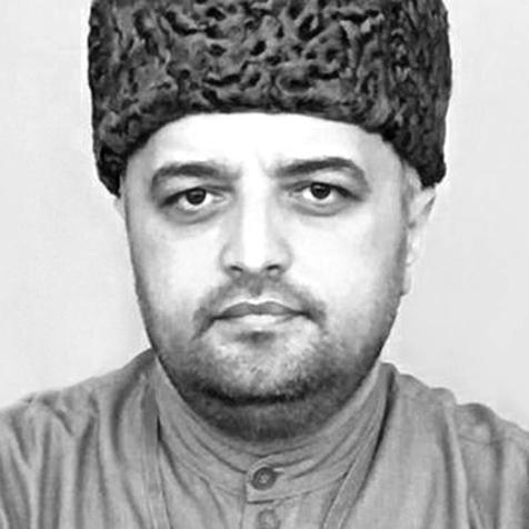 Ахмад-Хаджи Кахаев