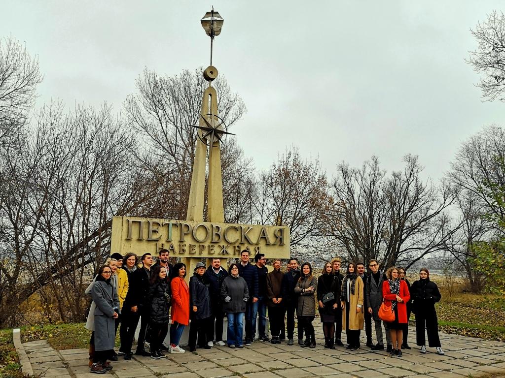 В Воронеже прошёл установочный семинар для финалистов конкурса