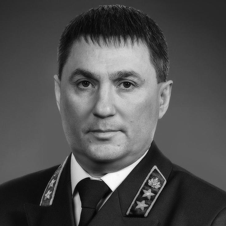 Равиль Кузюров