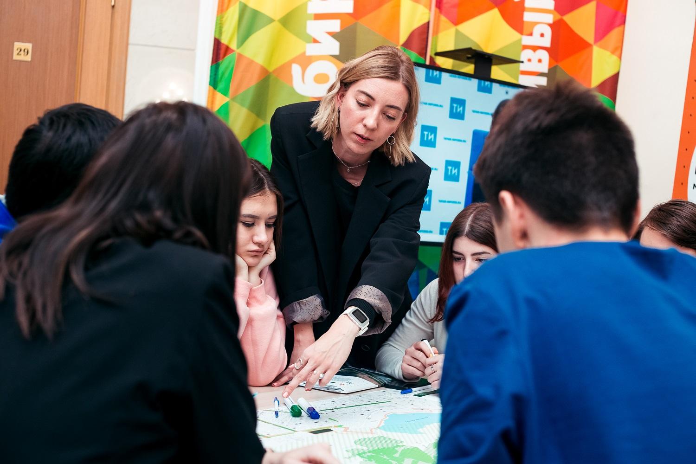28 ноября состоялся проектный семинар с жителями Альметьевска