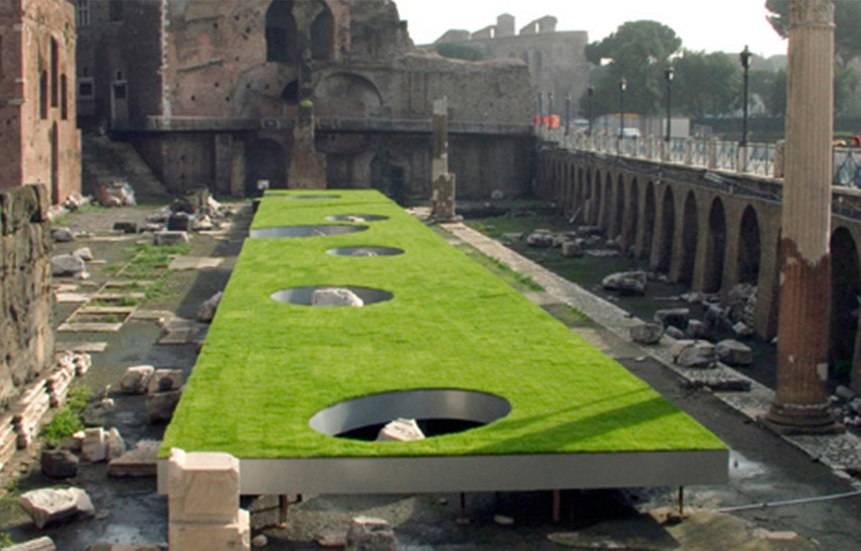Wonder Holand, Rome, Italy,  West 8