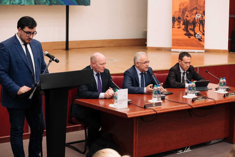 На YouTube-канале Агентства «ЦЕНТР» размещена запись финального заседания жюри и пресс-конференции