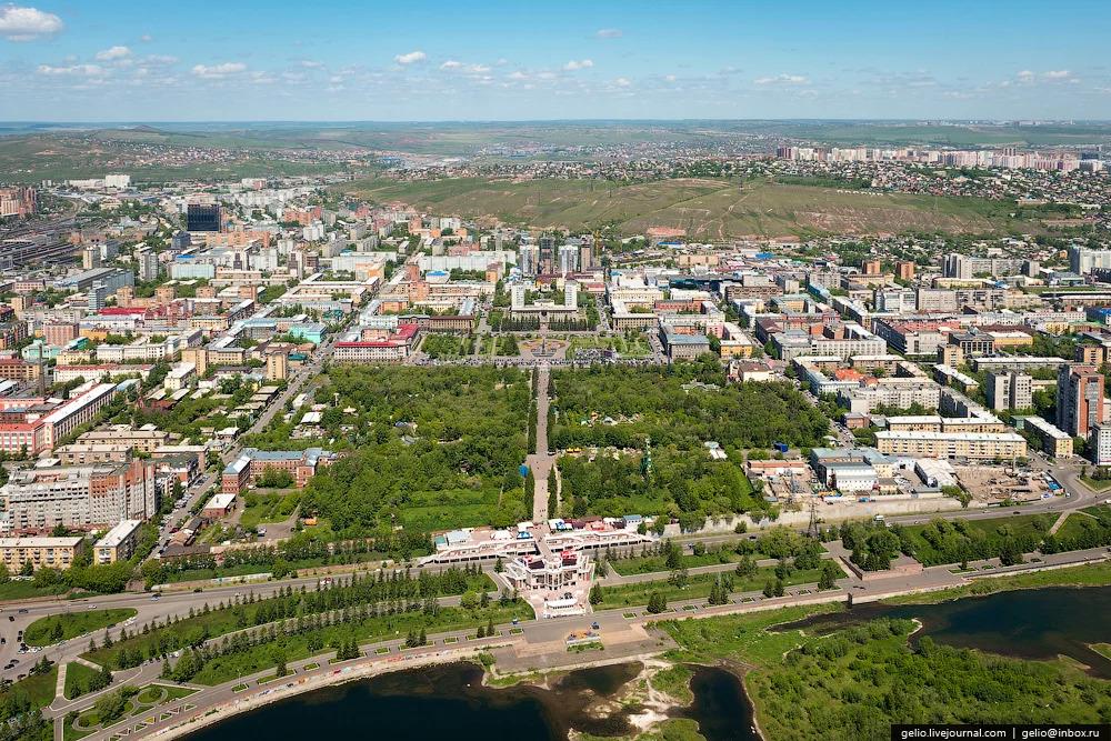 Установочный семинар для финалистов в Красноярске состоится 28-29 октября