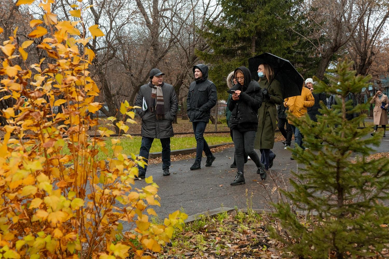 Krasnoyarsk hosted the first day of the Orientation seminar