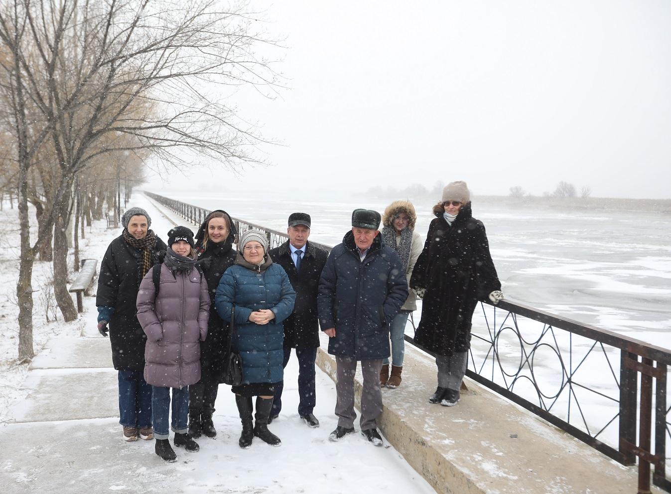 Аналитики Агентства «ЦЕНТР» посетили Икрянинский, Лиманский и Камызякский районы