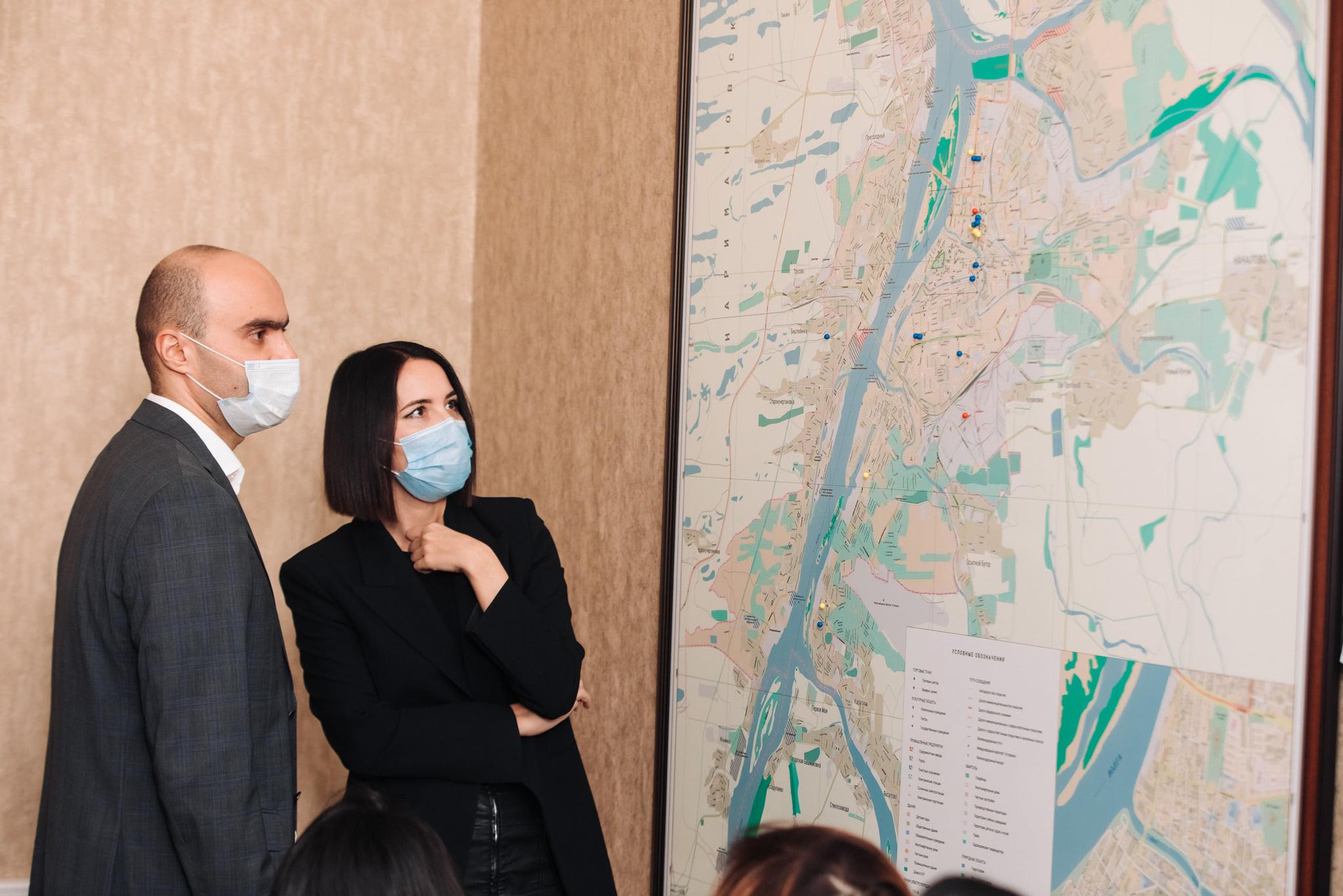 Опубликовано большое интервью о проекте с советником губернатора Астраханской области Евгенией Муринец