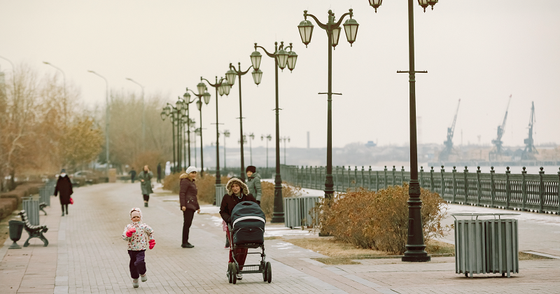 Какой видят Астраханскую агломерацию её жители?