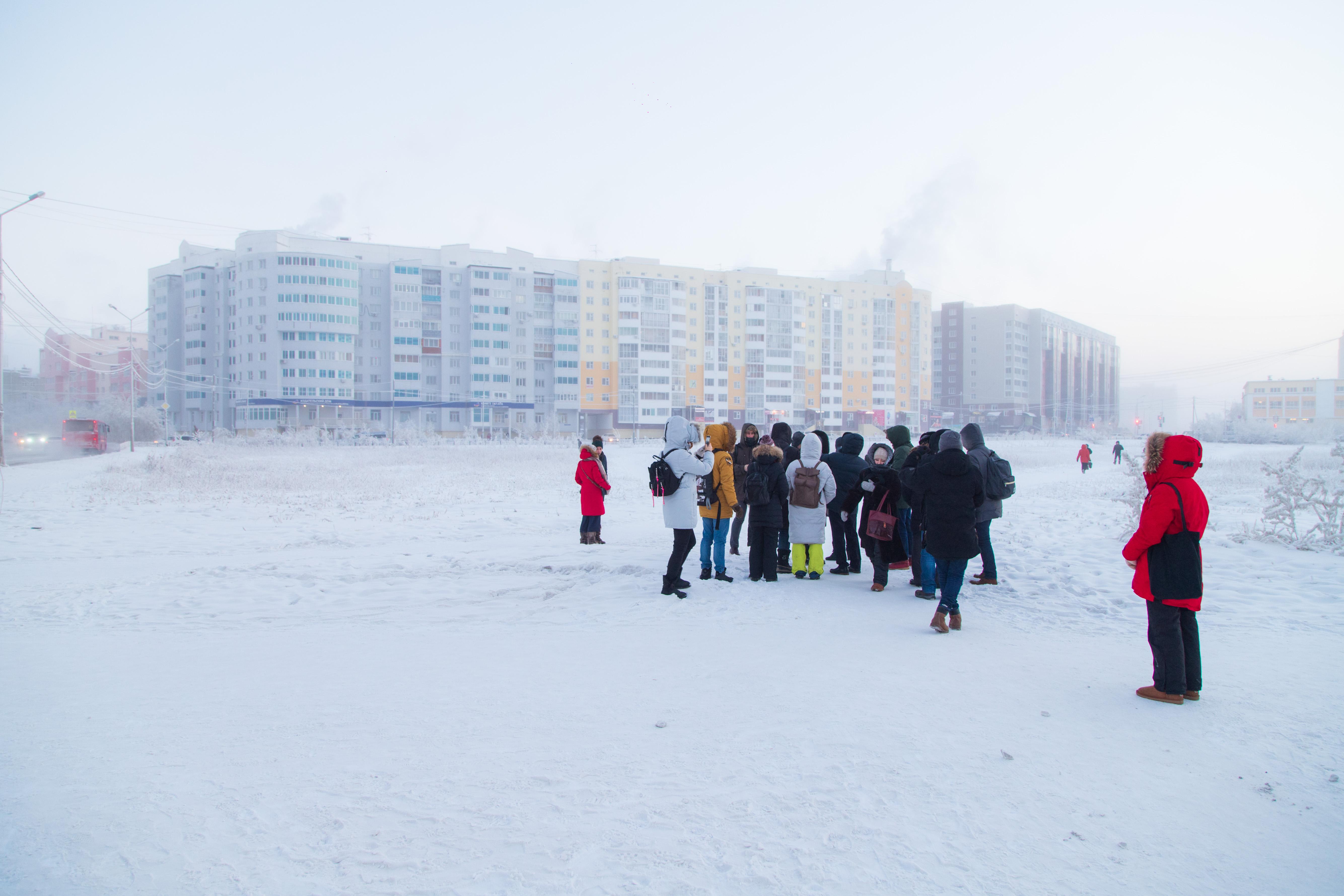 Организационный комитет конкурса подготовил анкету для жителей Якутска