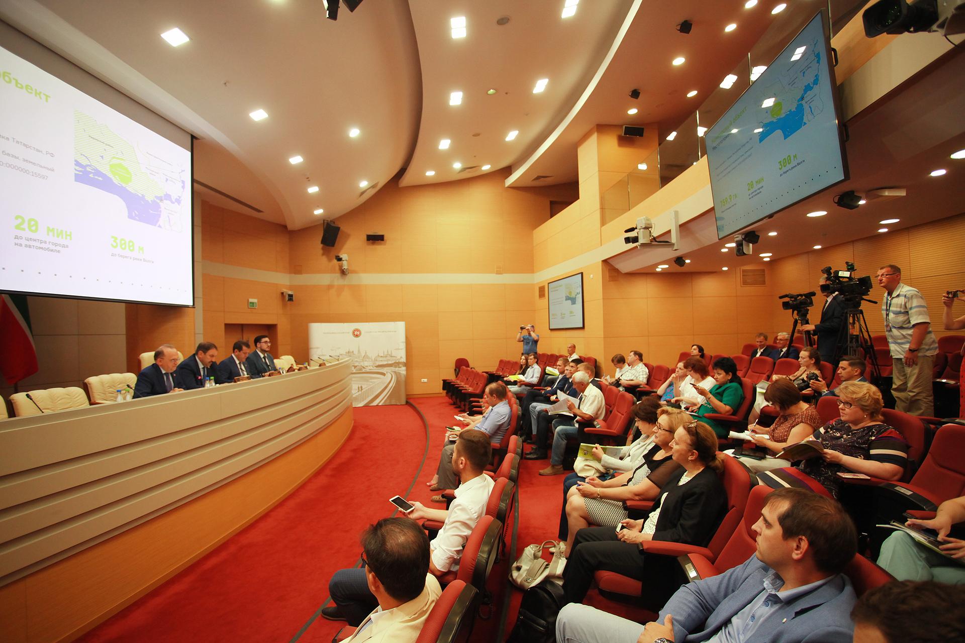 Правительство Республики Татарстан объявило конкурс на разработку концепции и мастер-плана первого в Казани экорайона