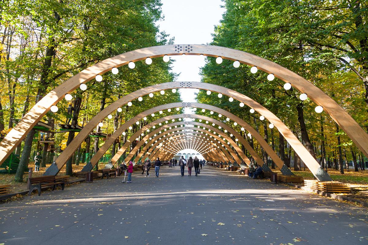Стартовал конкурс на концепцию развития парка «Сокольники»