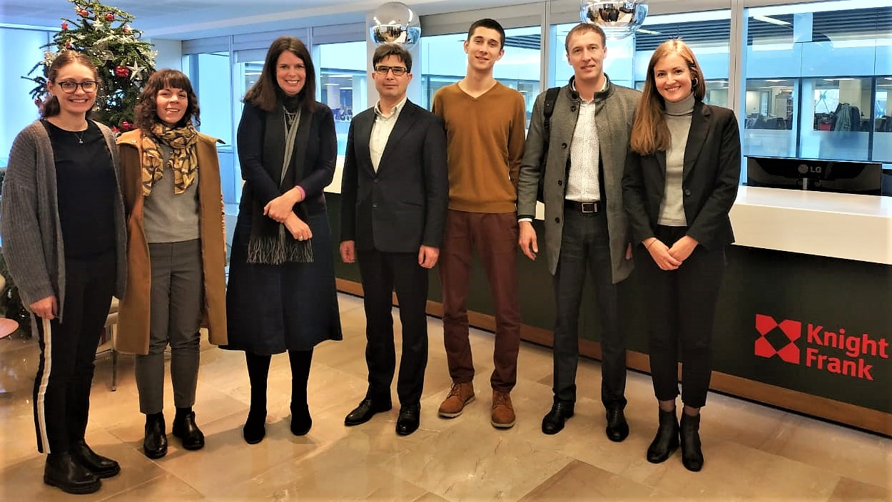 RSF HELD A WORKING MEETING WITH REPRESENTATIVES OF WINNING CONSORTIUM