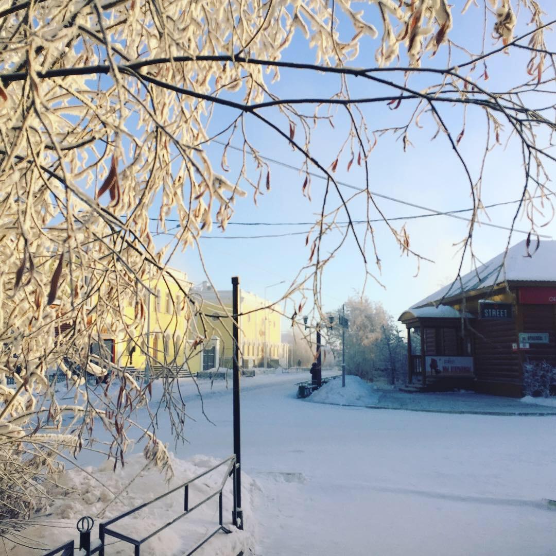 Жители Якутска расскажут каким они видят Парк будущих поколений