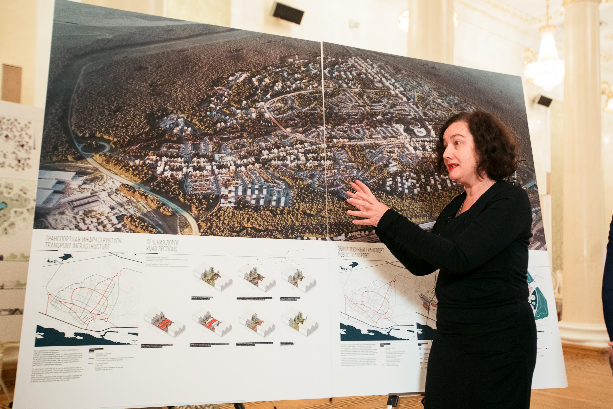 Проект планировки будущего экорайона появится не позднее февраля 2021 года